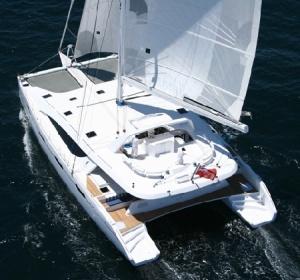 Matrix Yacht's Silhouette 760