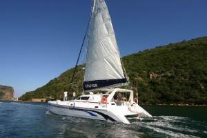 Knysna Yacht Company's Knysna 440